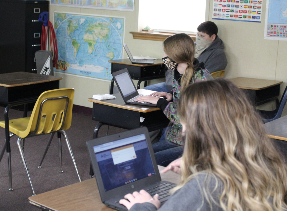 Grand View students immersed in virtual inspiration