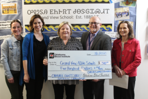 Grand View Awarded $500 Grand Prize