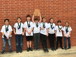 Academic Team Wins Championship