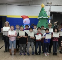 December Elementary Leaders of the Month