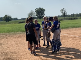 Tournament Week Begins for Lady Chargers Softball Team