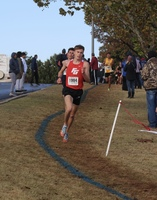 Former Charger Wins State Cross Country Title